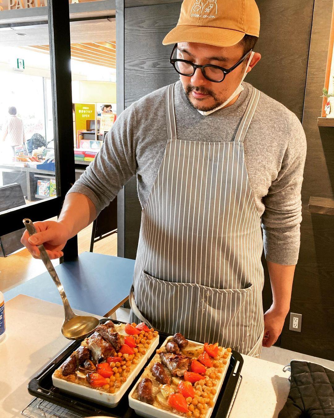 レッスンレポート:副島モウさん「旅するごはん、世界の料理」スペイン・バレンシア地方(2021.03.27)