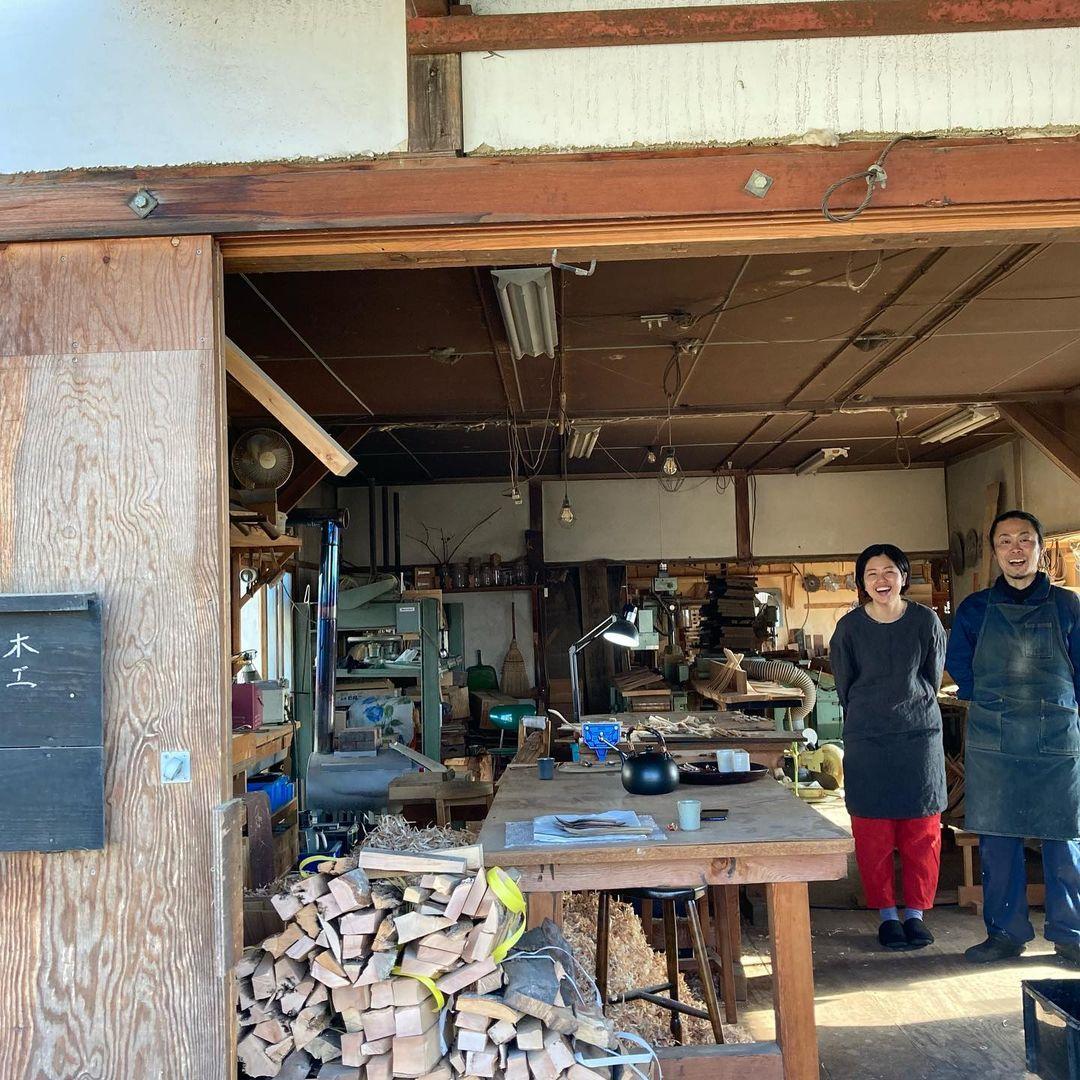 木工作家・大久保公太郎さんのヘラと杓文字、夏からお取り扱いスタート(2021.03.27)