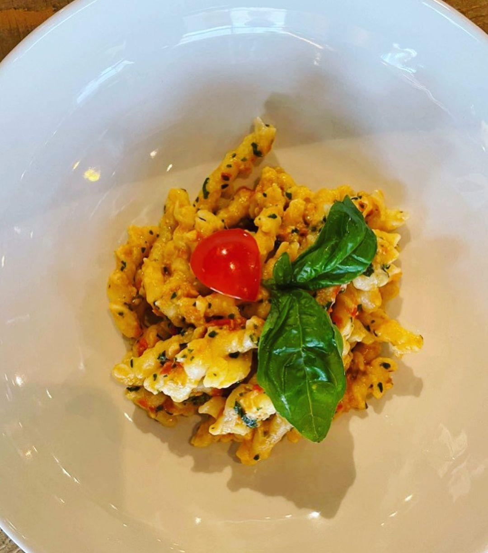 レッスンレポート:長本和子さん「イタリアの、木の実の料理」(2021.04.19)