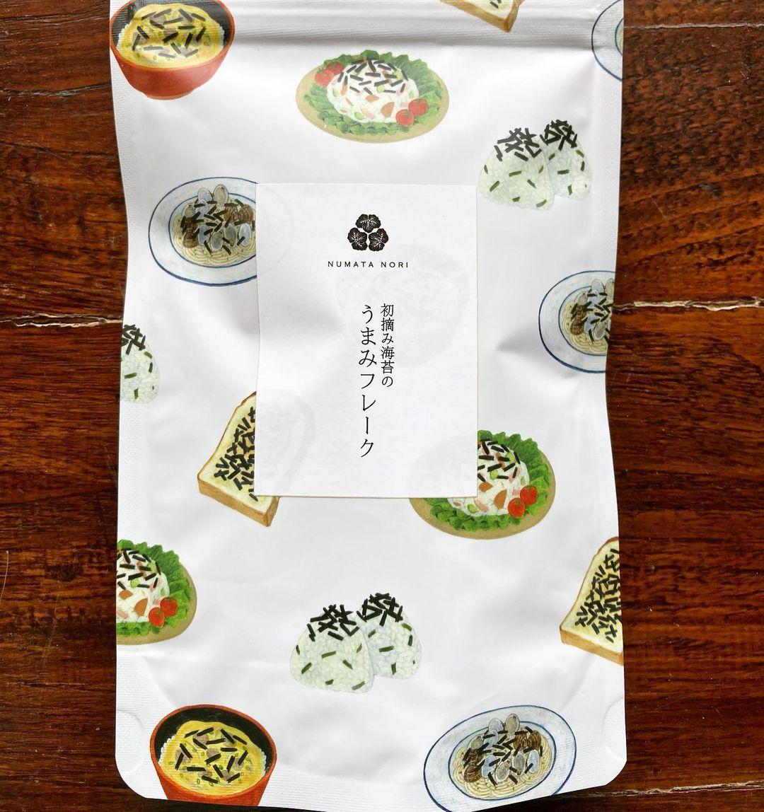 ぬま田海苔 × 料理家・蓮池陽子のうまみフレーク(2021.05.10)