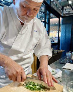 野﨑洋光さんに教わった、生の実山椒の「おつ」な食べ方(2021.05.31)