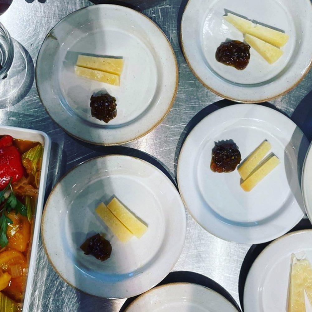 レッスンレポート:長本和子さん「マンマの台所」イタリア、夏の野菜ざんまい(2021.07.30)