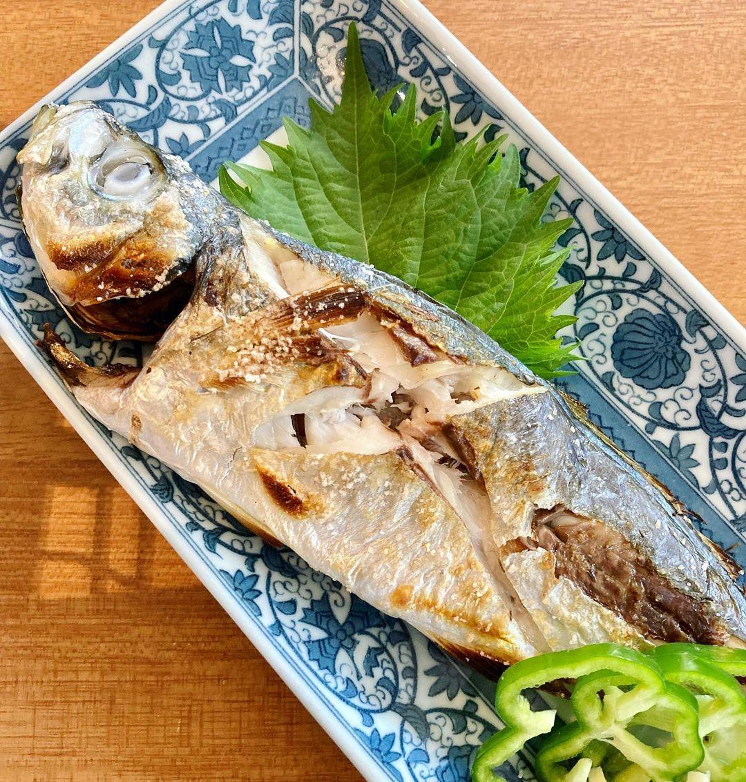 レッスンレポート:ウエカツさん オンライン魚教室 ウエカツ流「焼く」の極意(2021.08.01)