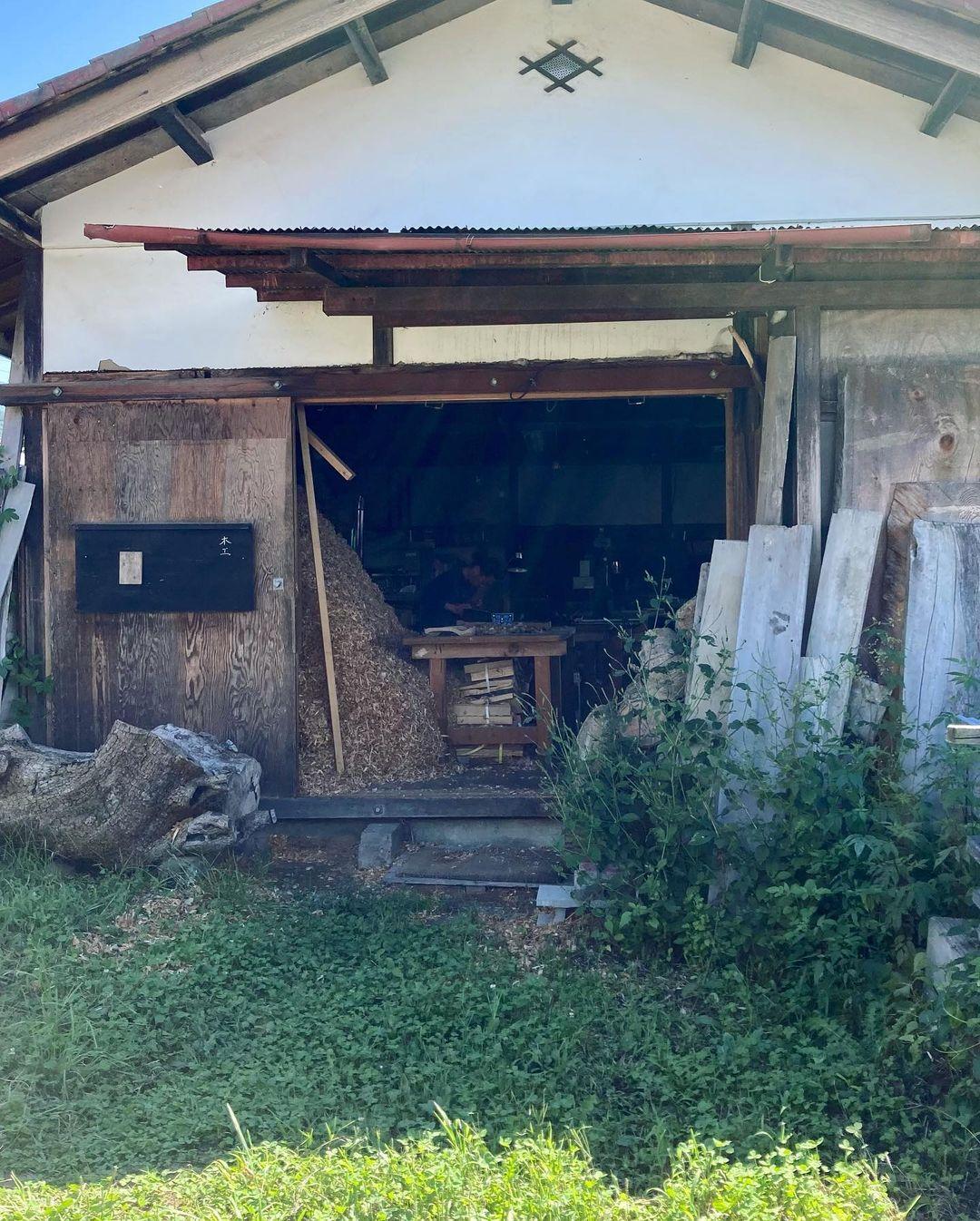 木工作家・大久保公太郎さんに会いに、松本へ(2021.09.14)